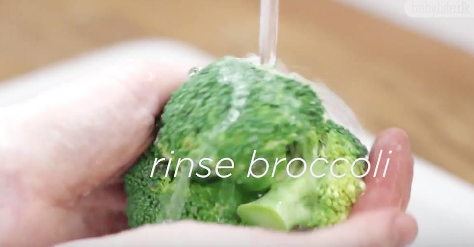 Grøntsagsmos Til Baby Opskrift Broccoli Jordskokkemos