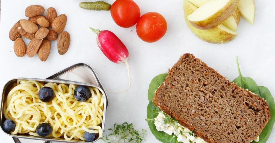 sund og nem madpakke